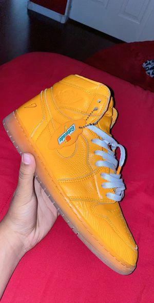 """Jordan """"Gatorade"""" 6s size 12 for Sale in Las Vegas, NV"""