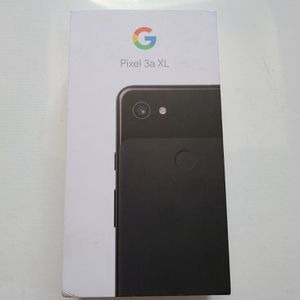 Google Pixel 3a XL Black (6-inch) 64GB (Factory Unlocked) for Sale in Palm Shores, FL