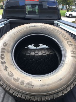 Firestone Transforce HT LT275/70r18 for Sale in Virginia Beach, VA