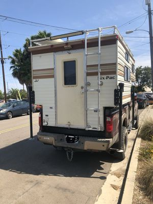 1989 Six-pac m78s camper modernized and upgraded for Sale in San Diego, CA