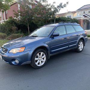 2007 Subaru outback 2.5i for Sale in Newark, CA