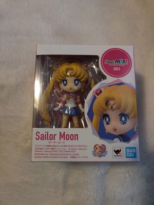 Figuarts Mini Sailor Moon for Sale in Lynwood, CA