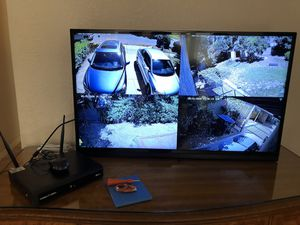 Security Cameras (installation included) for Sale in West Covina, CA