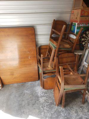 Vintage 1940s kitchen table set for Sale in Spokane, WA