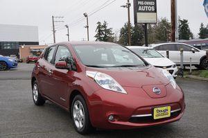 2015 Nissan LEAF for Sale in Lynnwood, WA