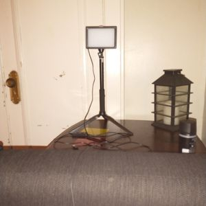 Studio Light With A Stand for Sale in Columbus, OH