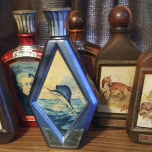 Jim Beams Choice Collectable Whiskey Decanters. for Sale in Portland, OR