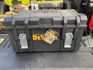 Dewalt ToughSystem DS300 22 in. Large Tool Box for Sale in Ontario, CA
