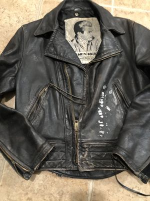 Jacket motorcycle size 40 for Sale in San Francisco, CA