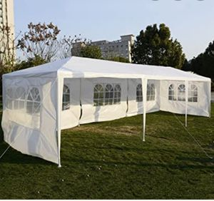 USED ONCE - 30x10FT Wedding Tent Gazebo for Sale in Rancho Cucamonga, CA