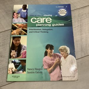 Nursing Care Plan Books for Sale in Fort Worth, TX