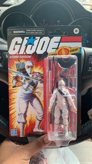 Hasbro Retro G.I. Joe Storm Shadow Walmart Exclusive Action Figure for Sale in TWN N CNTRY, FL