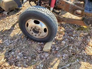 stock 8 x 200 ford dually rims for Sale in Berwick, PA