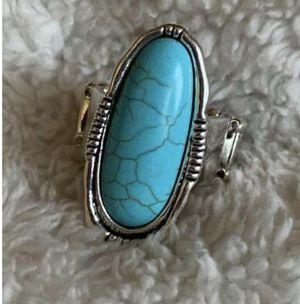 Blue Ring for Sale in Sebastian, FL