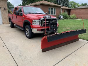 2005 Ford F-250 Diésel Plow truck for Sale in Mount Prospect, IL