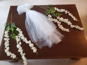 Tulle Wedding Decor for Sale in Des Plaines, IL