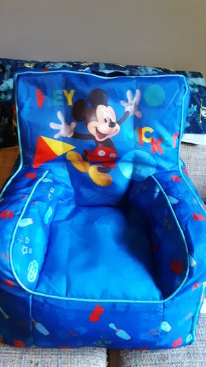 Mickey mouse kids chair for Sale in Inver Grove Heights, MN