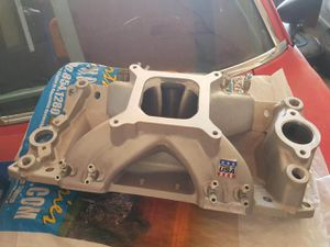 Edelbrock holley cpp arp msd chevy parts for Sale in Los Angeles, CA