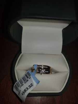 Wedding rings for woman new size 7 for Sale in Cary, NC