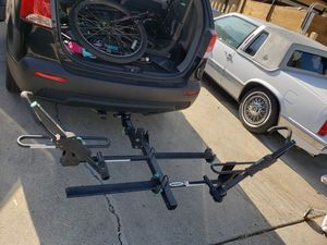 2 bike hitch rack for Sale in San Jose, CA