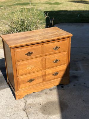 Dresser Chest for Sale in Fresno, CA