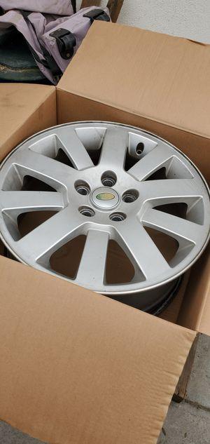 """Land Rover LR3 - Original Rims (18"""" Rims) for Sale in Pico Rivera, CA"""
