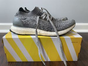 2017 Adidas Ultra Boost Uncaged Grey Two Sneakers w/ Original Box Men's Size 10.5 for Sale in Galloway, OH