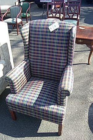 Wingback chair for Sale in Camden, NJ