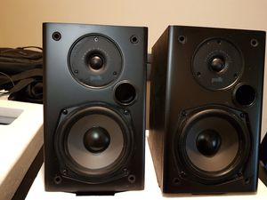 Polk Audio bookshelf speakers..... for Sale in Roswell, GA