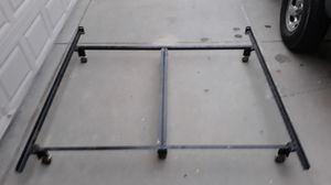 Bed frame - king for Sale in Aurora, CO