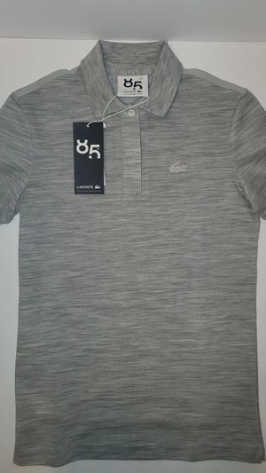 Lacoste 85 Collection Anniversary Women's Short sleeve classic fit polo shirt size 34/2 XXS . for Sale in Orlando, FL
