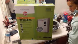 Tankless water heater for Sale in Tacoma, WA