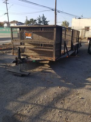 18' Utility Trailer for Sale in Stockton, CA