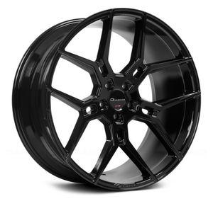 Giovanna Gloss black Camaro rims 20 for Sale in Los Angeles, CA