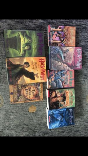 Harry Potter books full series for Sale in El Cerrito, CA