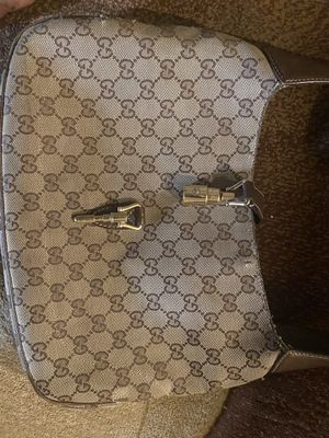 Brown Gucci Hand Bag for Sale in Kent, WA