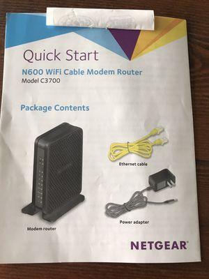 Modem router for Sale in Lantana, FL