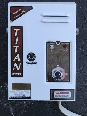 Titan Tankless water Heater for Sale in Miami, FL
