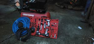 Craftsman air compressor for Sale in Springfield, OR