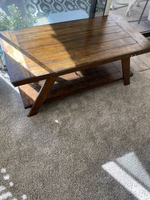 Coffee table side tables for Sale in Upland, CA