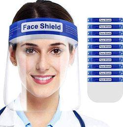 Face Shield 10 Pack for Sale in Yakima,  WA