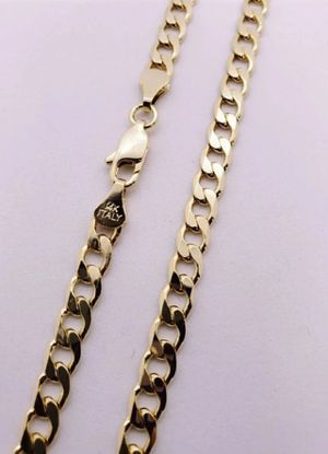 14k Gold Filled Cuban Link Chain for Sale in Palm Beach, FL