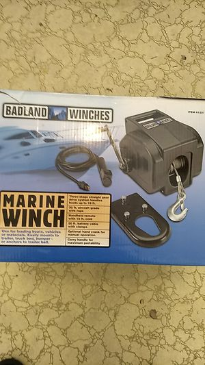 Winch for cars or boats for Sale in Valley View, OH