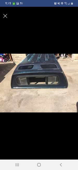 Camper shell for Sale in Sun City, TX