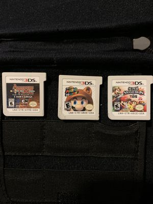 Nintendo 3DS Games for Sale in Tampa, FL