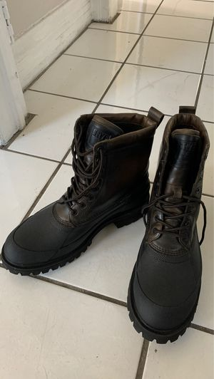 FRYE Boots 11.5 sz all weather proof(Brand New) for Sale in Detroit, MI