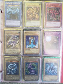 Yugioh Binder for Sale in South Gate,  CA