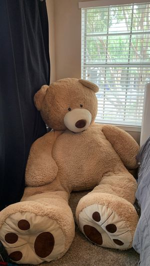 Life size teddy bear for Sale in Houston, TX