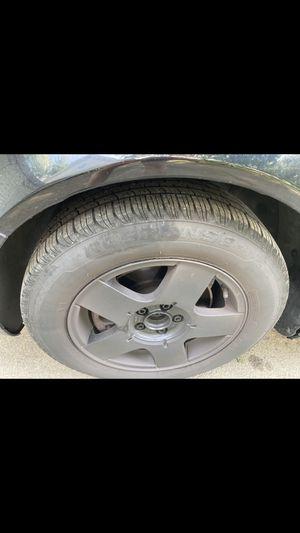 "Volkswagen Avus Rims 15"". BLACK for Sale in Enfield, CT"