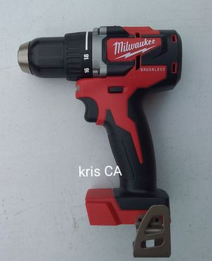 Milwaukee brushless drill for Sale in La Puente, CA